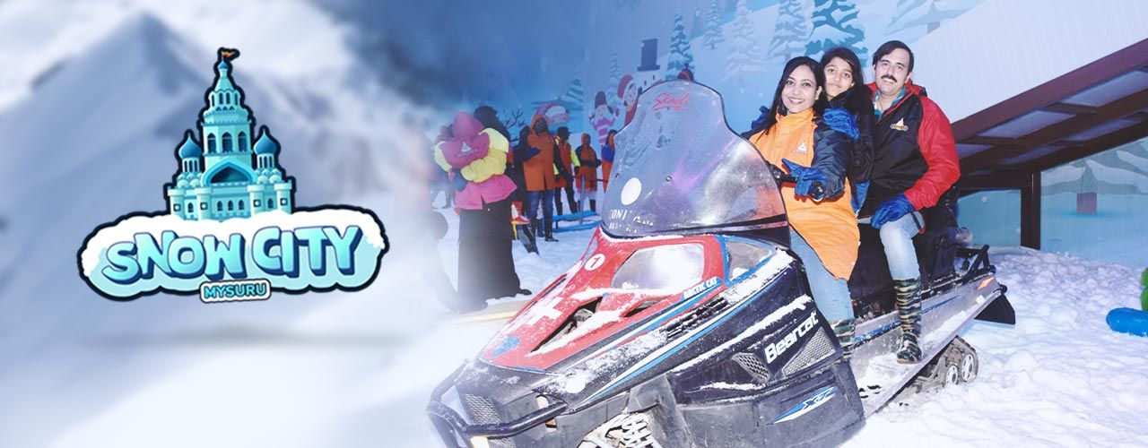 Snow City Mysore Ticket Bookings, Entry Fee Price, Timings & More -  BookMyShow