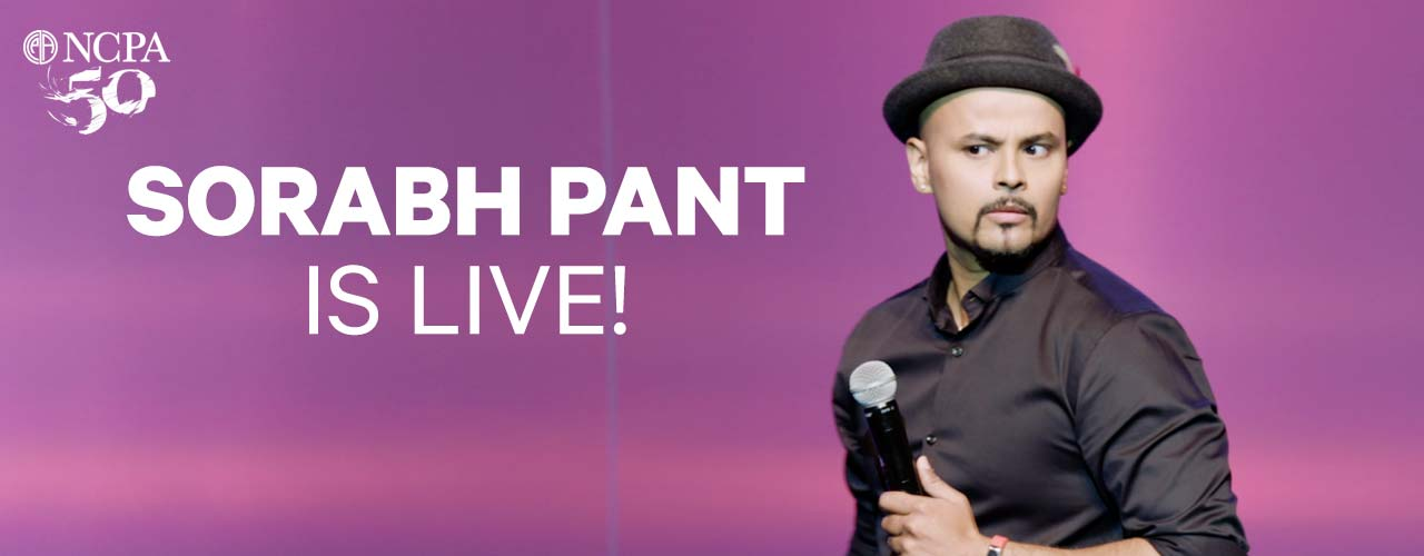 Sorabh Pant is Live!