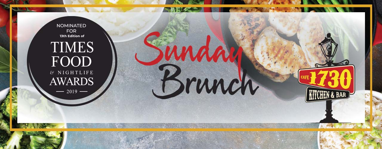Sunday Brunch At Cafe 1730 Kharadi