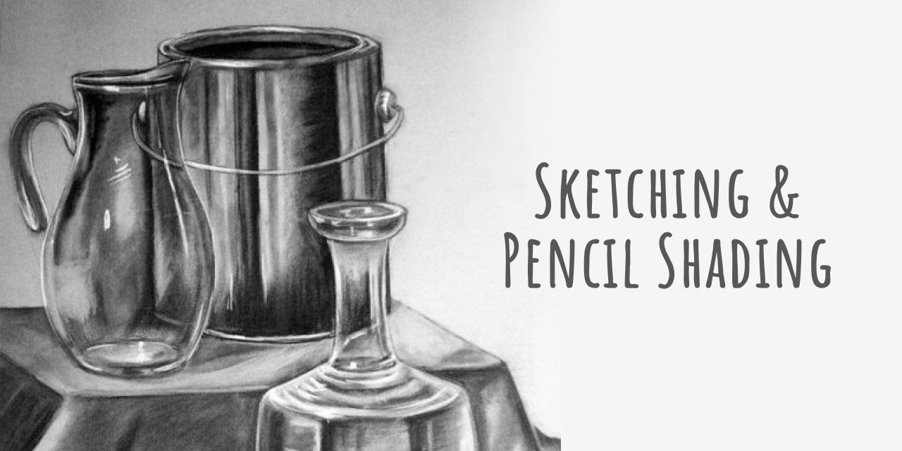 Sketching And Pencil Shading Online Classes Online Streaming Events Workshops Mumbai Bookmyshow