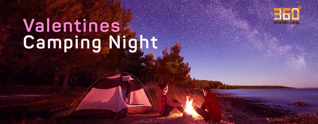 Valentines Camping Night - Pune