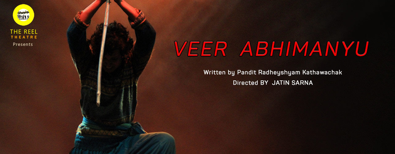 Veer Abhimanyu Hindi theatre-plays Play in National Capital Region