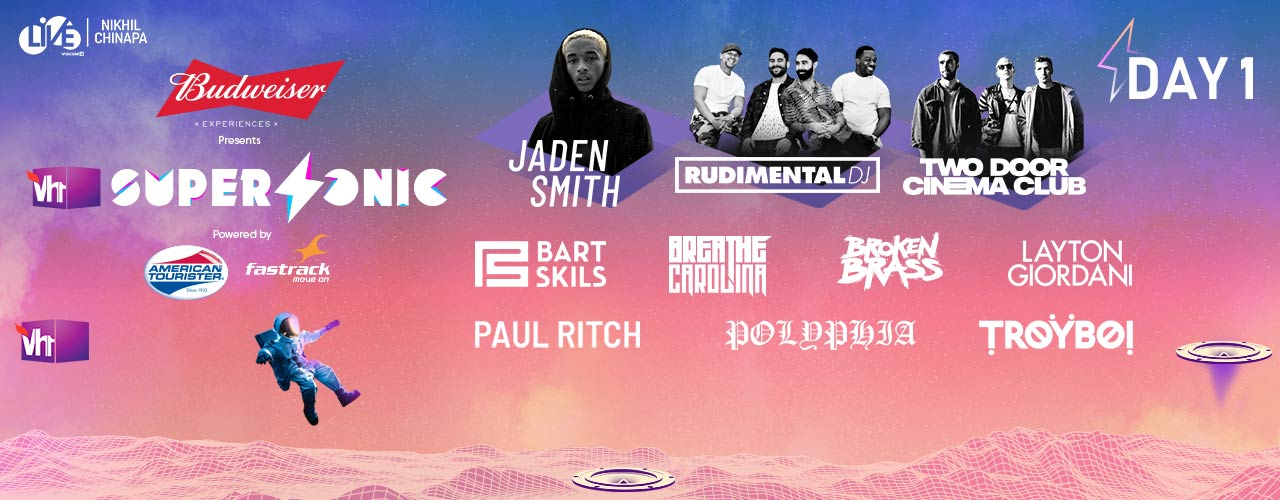 Vh1 Supersonic Festival 2019
