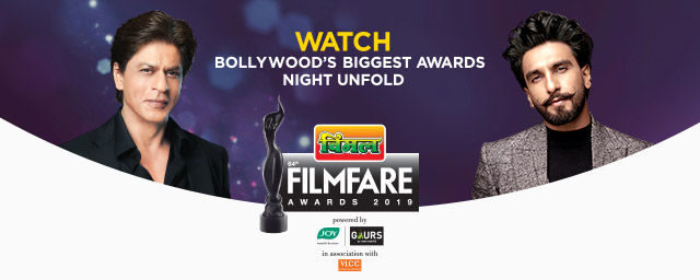 64th Vimal Filmfare Awards 2019 award-shows Mumbai - BookMyShow
