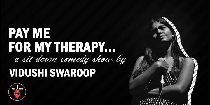 Pay me for my Therapy By Vidushi Swaroop