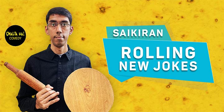 Sai Kiran – Rolling New Jokes