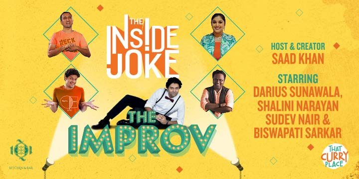 The Inside joke presents The Improv