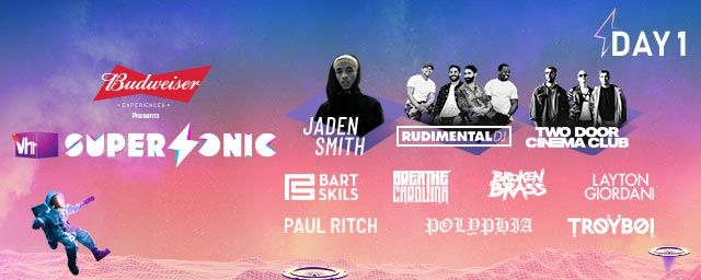 Vh1 Supersonic 2019 - BookMyShow