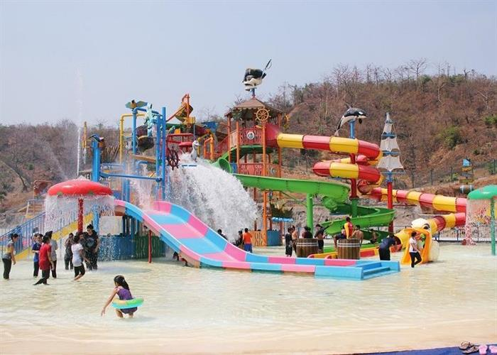 Adlabs Imagica Water Park In Mumbai Ticket Price Entry Fees