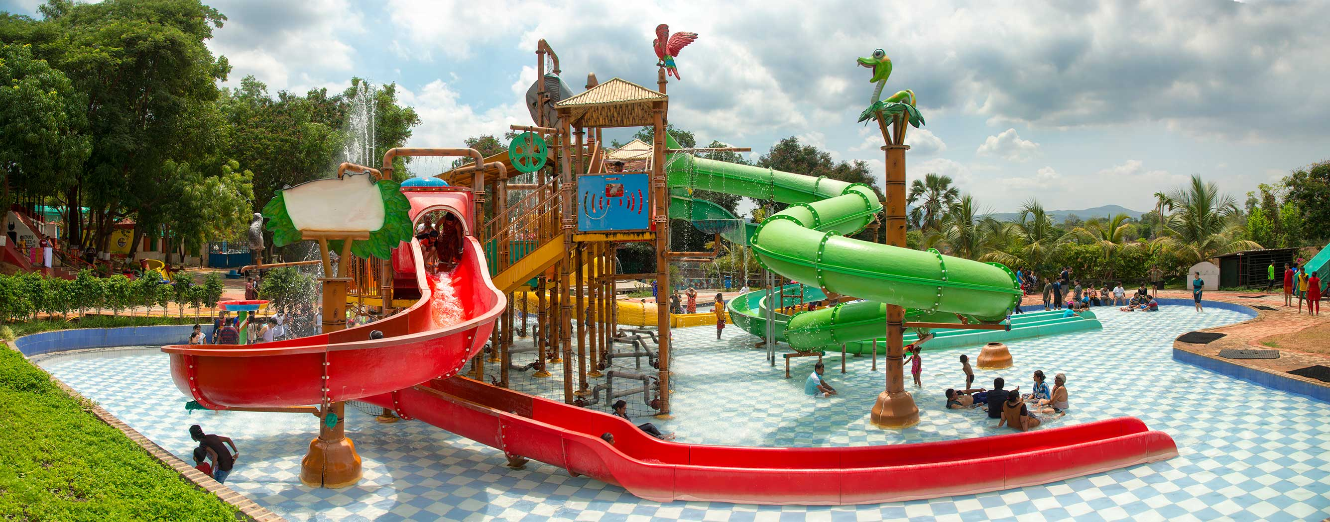 The Great Escape Water Park Mumbai Tickets Entry Fee
