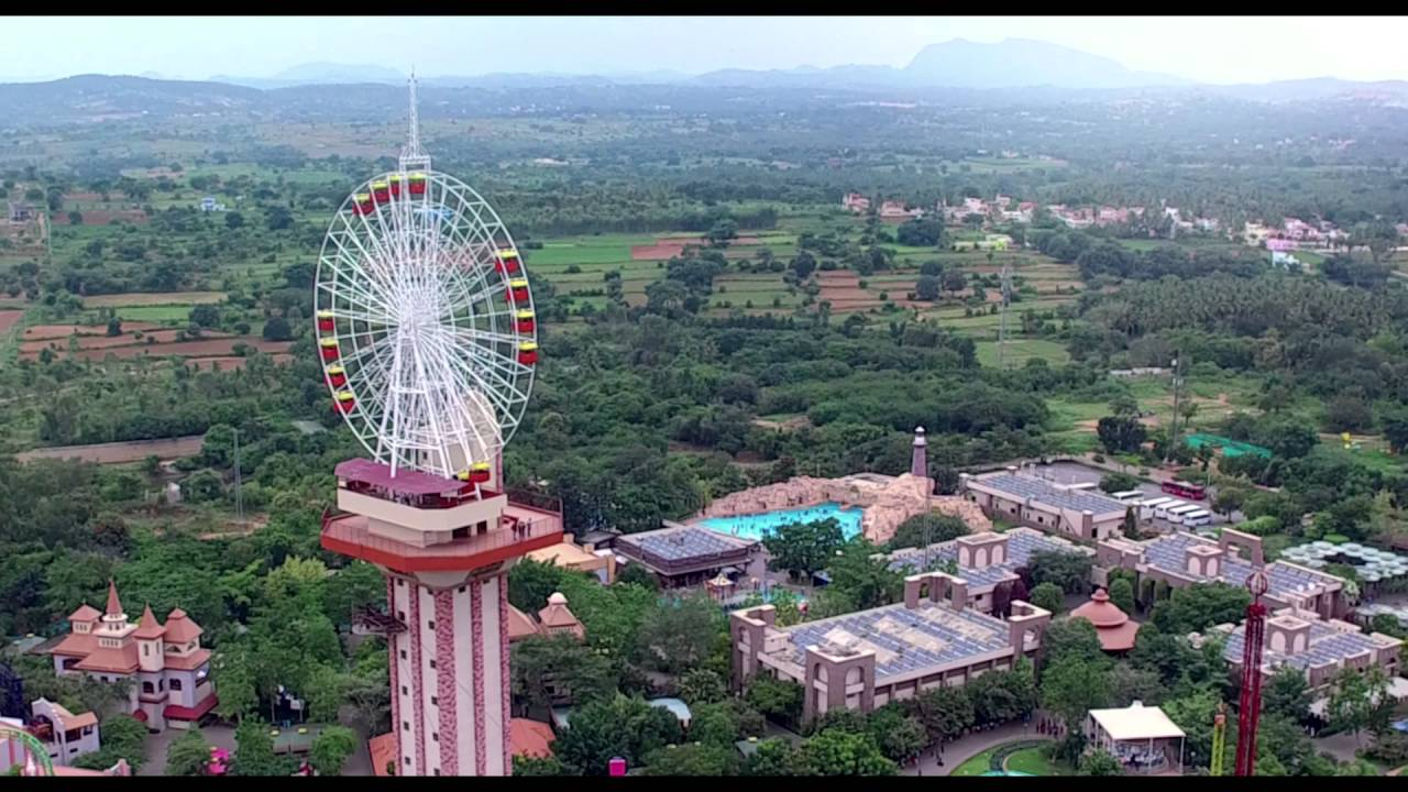 Wonderla Amusement Park Bangalore Ticket Bookings, Entry Fee