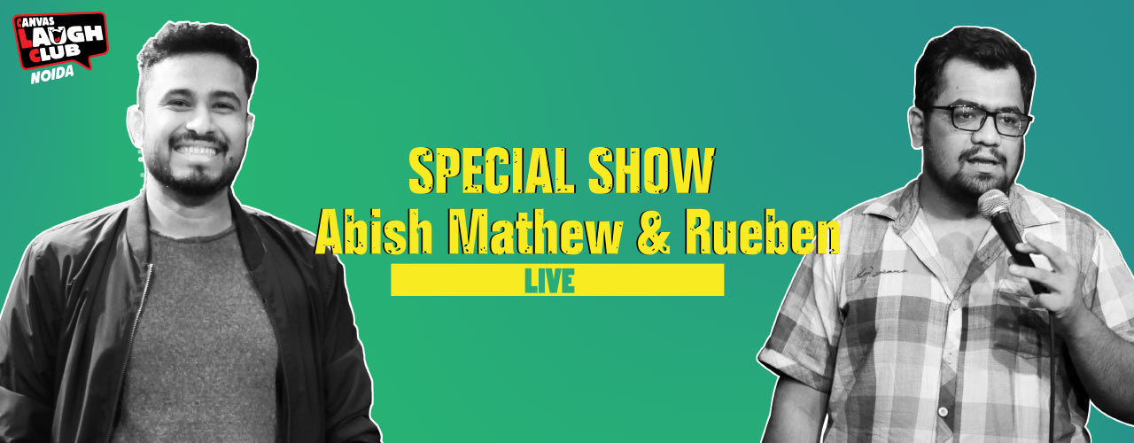 Abish Mathew / Rueben Live