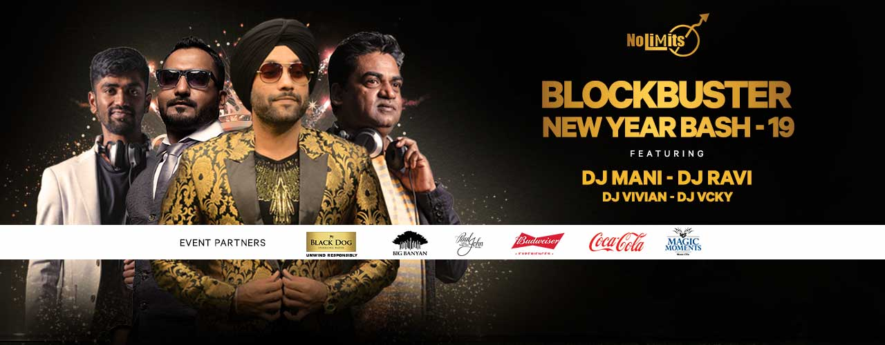 Blockbuster New Year Eve - 2019