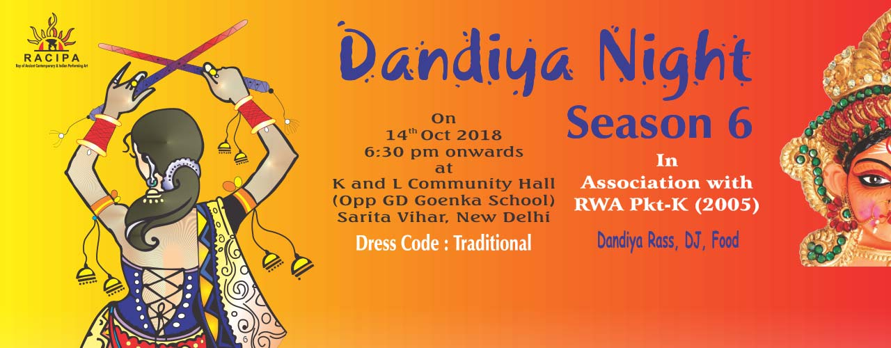 Dandiya Night 2k18