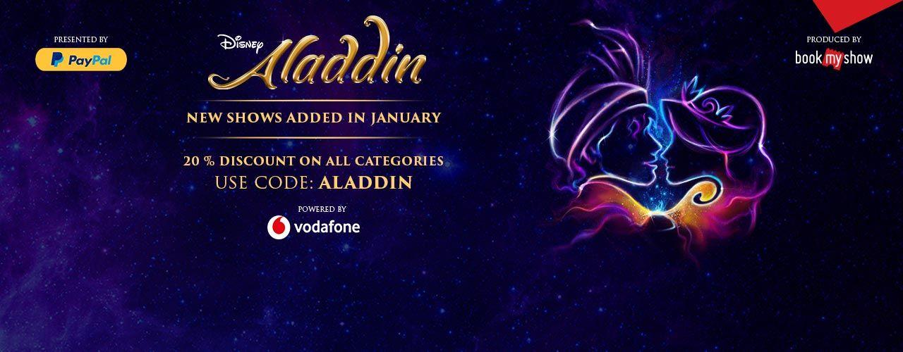 aladdin broadway cast recording download