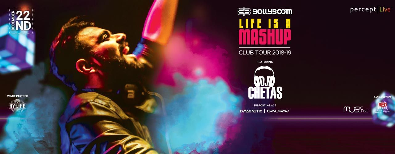 DJ Chetas at Hylife Hyderabad - BookMyShow