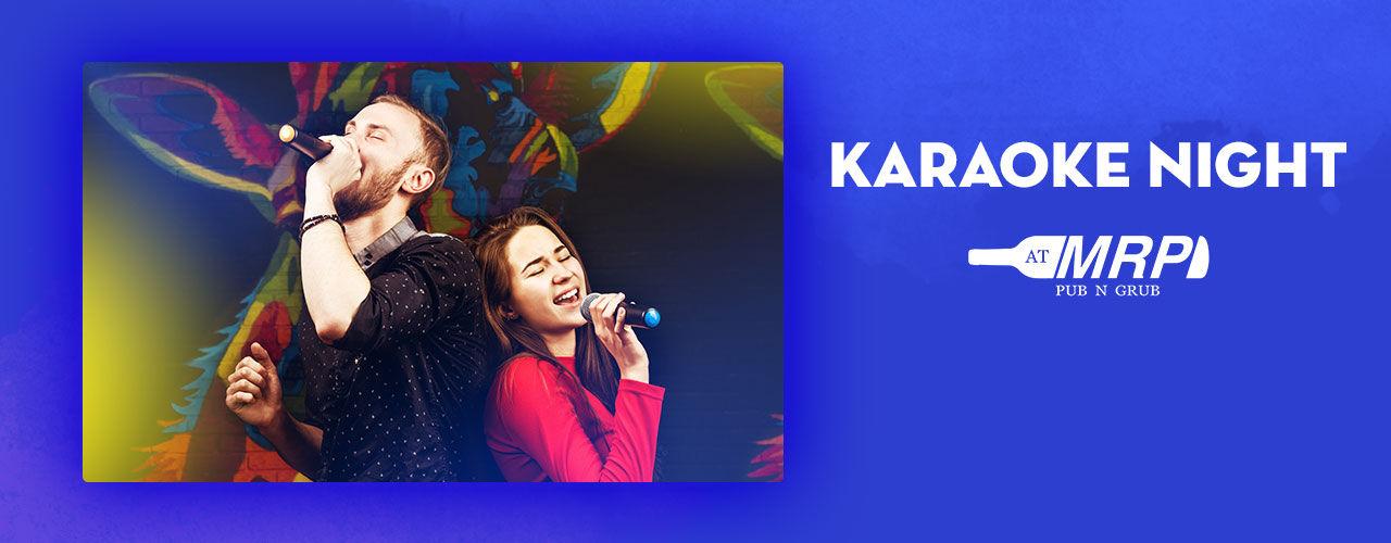 Karaoke Night @ At MRP