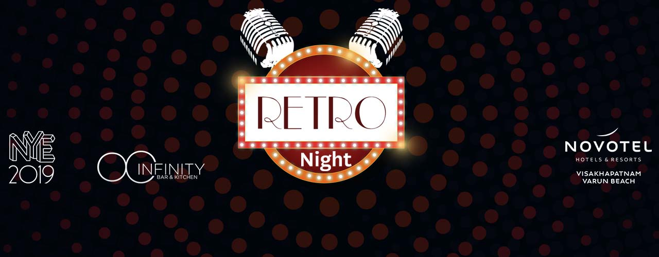 retro night theme at infinity new year parties event tickets