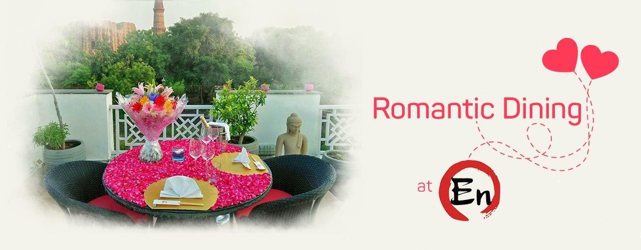 Romantic Dining at En Restaurant