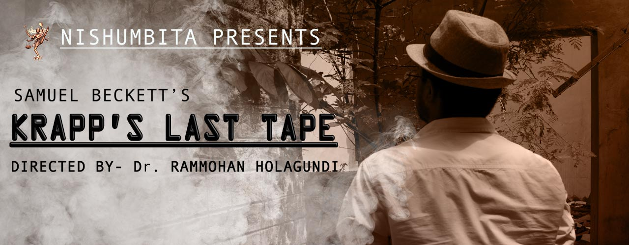 "Image result for Krapp's Last Tape"" by Nishumbita"