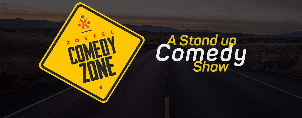 Zostel Comedy Zone - A Stand-Up Comedy  Show