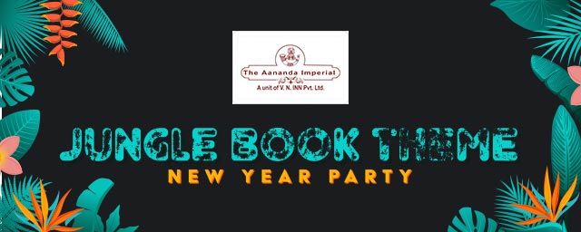 jungle book theme new year party new year parties event tickets bilaspur bookmyshow