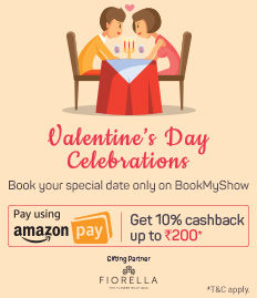 Amazon Pay Valentine's Day Offer - BookMyShow