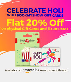 amazon great india sale bookmyshow gift card offer