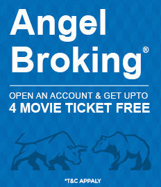 Angel Broking Welcome Offer - BookMyShow