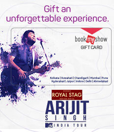 Gift an unforgettable Arijit Singh experience