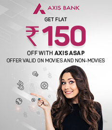 Axis ASAP Rs 150 Discount Card Offer
