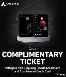 AXIS BANK BURGUNDY PRIVATE CREDIT CARD OFFER