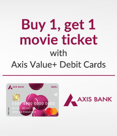 AXIS Value Plus Debit Card Offer