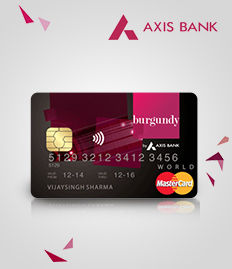 Axis Bank Debit Card Offer