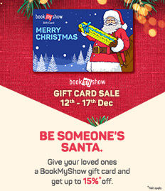 Be someone's Santa this Christmas. Buy gift cards at a discount of upto 15% on both web and app