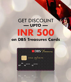 DBS Treasures Offer