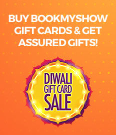 Diwali offer Movie Ticket Discount BookMyShow