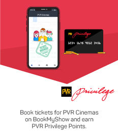 PVR Privilege Points Offer
