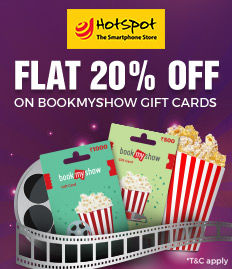 BookMyShow Gift Cards Offer