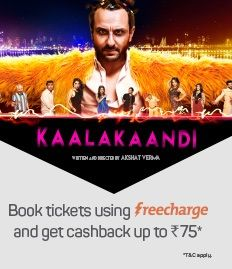 FreeCharge 25% cashback up to INR 75