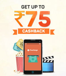Movie Ticket Discount Freecharge - BookMyShow