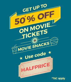 Online Movie Ticket Discounts