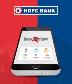 HDFC Credit Card Movie Offer