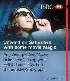 HSBC Credit card offer
