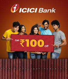 ICICI Bank Credit Card Movie Ticket