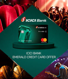 ICICI BANK EMERLADE CREDIT CARD OFFER