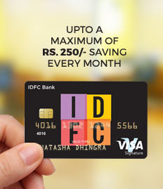 IDFC movie ticket offer