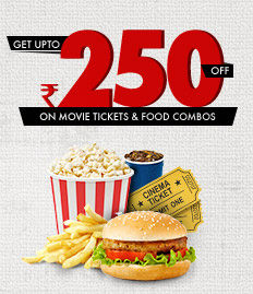 IndusInd Signature Legend credit card movie ticket and f&b offer