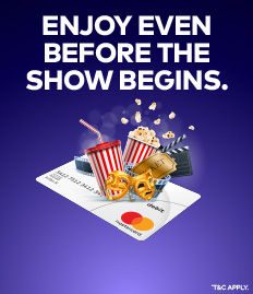 Mastercard Movie Offer