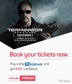 Online Movie Tickets - Mobikwik Wallet Offer | BookMyShow